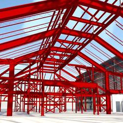 REVIT - Santa Maria Del Mar - Structural Perspective