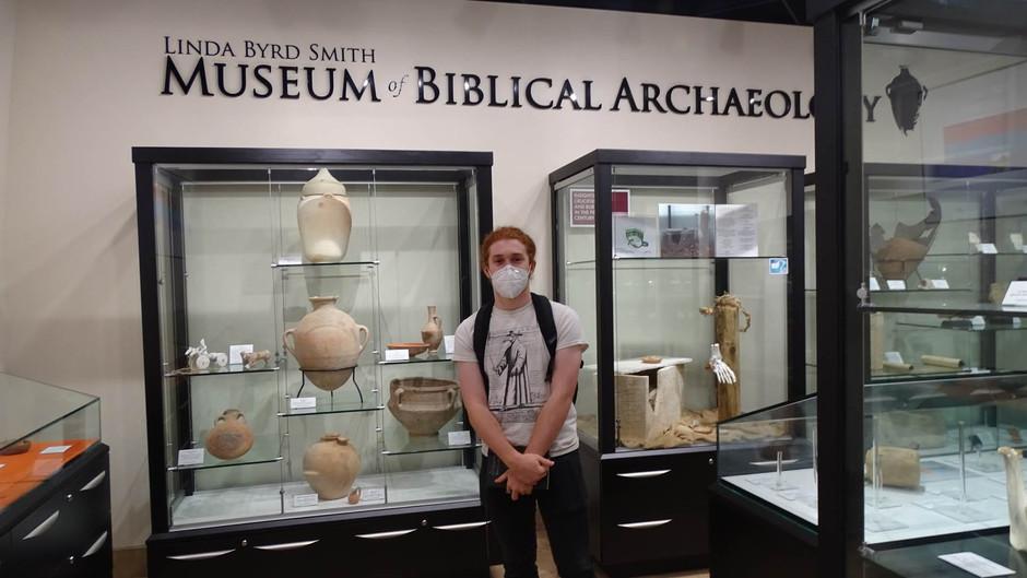 The Linda Byrd Smith Museum of Biblical Archaeology, Harding University, AR