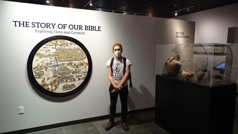 New Orleans Baptist Theological Seminary Museum of the Bible and Archaeology