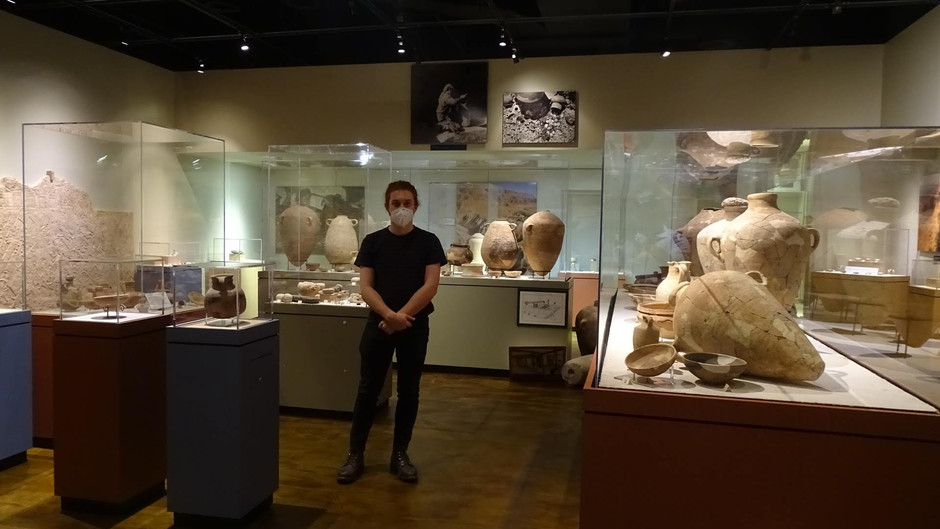 The Tandy Archaeological Museum: The New Biblical Archaeology as the Old