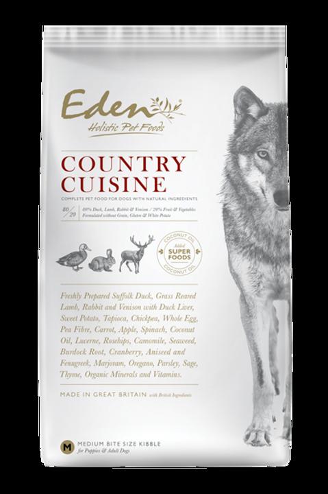 "EDEN 80/20 ""Country Cuisine"""