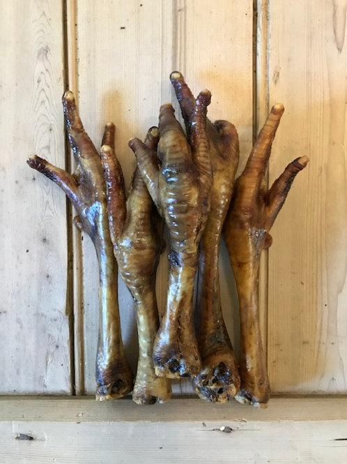 Turkey Feet Chews