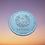 Thumbnail: Приднестровье 1 рубль 2020г Год Быка, Китайский гороскоп 2021г UNC