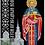 Thumbnail: Ниуэ - 1 доллар 2012 год - Иоанн Кронштадтский Ag. Серебро в футляре.