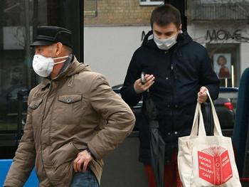 За нахождение без гигиенической маски в общественных местах можно получить штраф до 40 тыс. руб