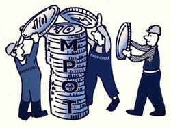 Оплату времени простоя работникам хотят установить не меньше МРОТ