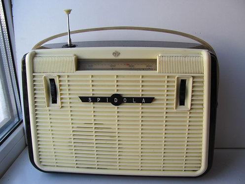 Радиоприемник VEF Spidola ВЭФ Спидола, ретро, СССР, 60-е года