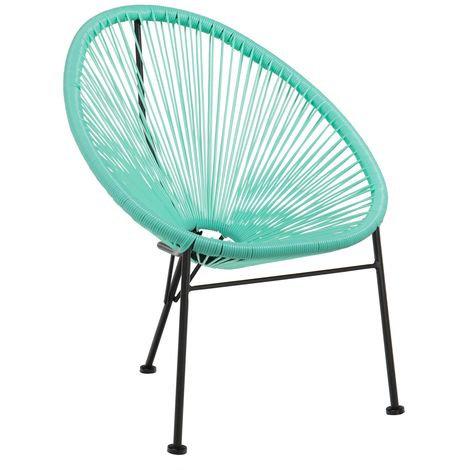fauteuil de jardin acapulco