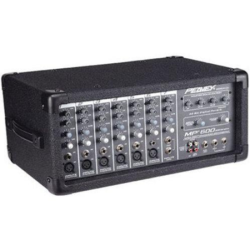 Mixeur amplifiée 7 canaux PEAVEY