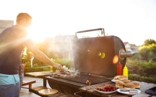 Service barbecue à domicile