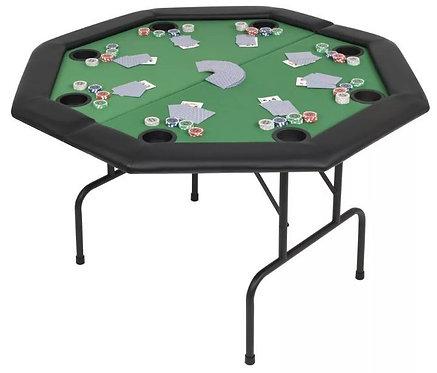 Table de poker 8 joueurs