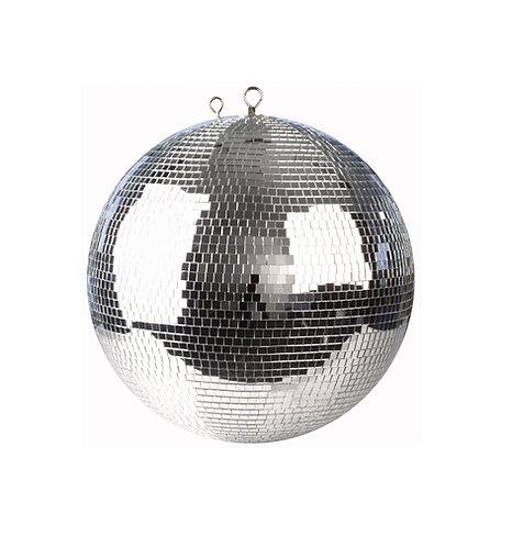 Boule à facettes motorisée + spot LED