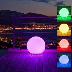 Sphere Lumineuse