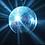 Thumbnail: Boule à facettes motorisée + spot LED