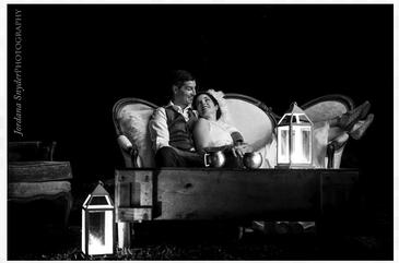 Metal Lanterns, Milly sofa, Indy Cart