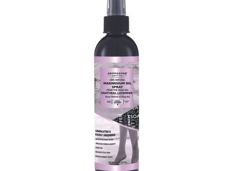AROMASONG Magnesium Oil Night Spray