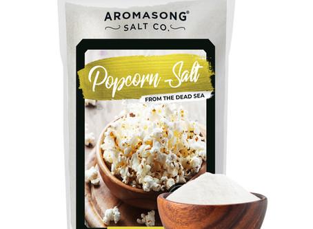 Easy Homemade Popcorn Seasoning