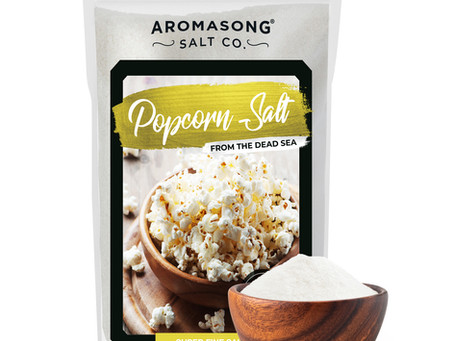 Easy Homemade Popcorn Seasoning