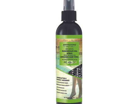 AROMASONG MAGNESIUM OIL WITH ALOE VERA