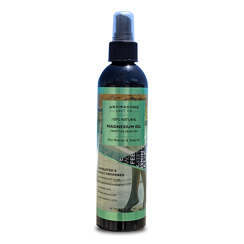 Ultra Pure Magnesium Oil Spray 8 OZ, Fast-Acting