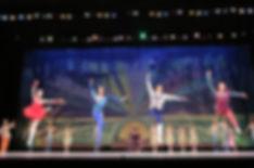 Petite Fille Ballet Studio 人魚のお城