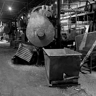 Industrial Erie