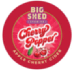 Big Shed Brewing Cherry Popper