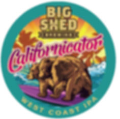 Big Shed Brewing Californicator