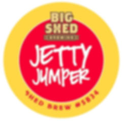 Big Shed Brewing Jetty Jumper