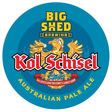 Big Shed Brewing Kol Schisel