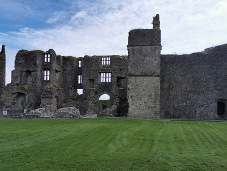 Chambers at Large: Roscommon Castle in Loughnaneane Park, County Roscommon, Ireland