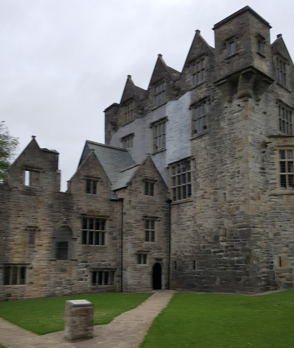 Donegal Castle - Well worth a visit as it has a fascinating history
