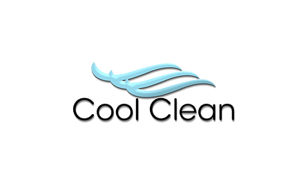 Cool Clean Services Logo HVAC and Air Conditioner Cleaning NYC Brooklyn Queens Long Island