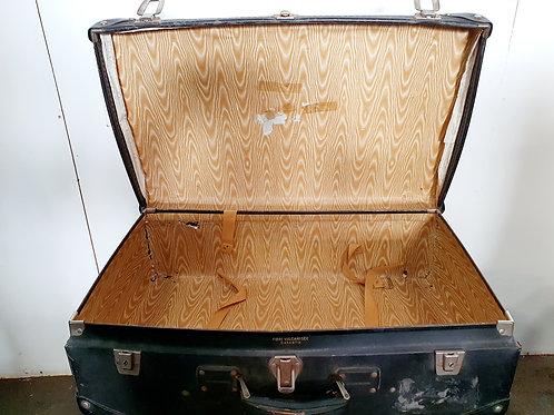 Valise ancienne de couleur noire