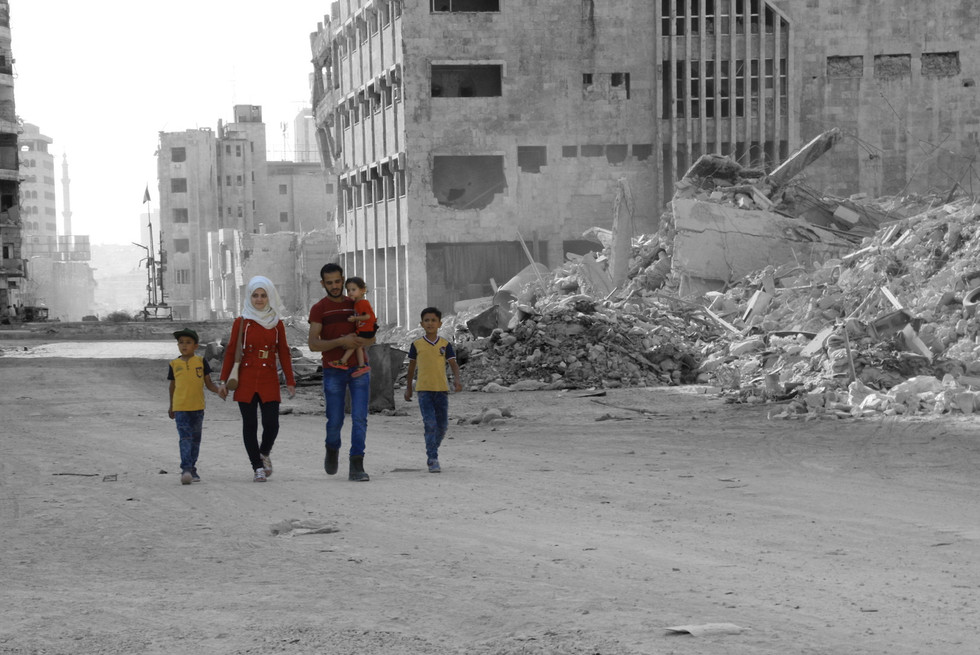 Les Chutes d'Alep