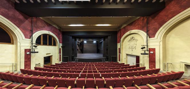 Salle du Théâtre Benno Besson © TBB Yverdon-les-Bains