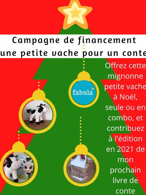 """Campagne de financement""""Une petite vache pour un conte"""""""