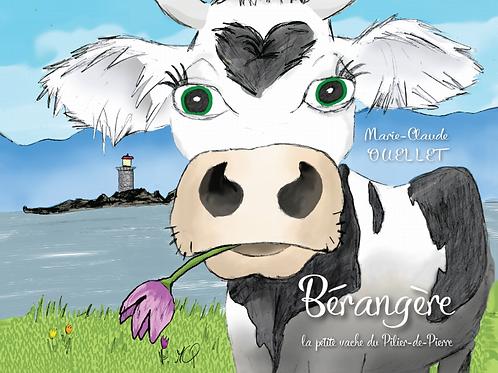 Livre de conte Bérangère la petite vache du Pilier-de-Pierre