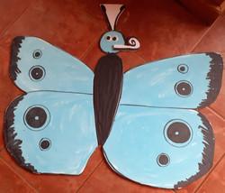 Jeu de société papillon 1