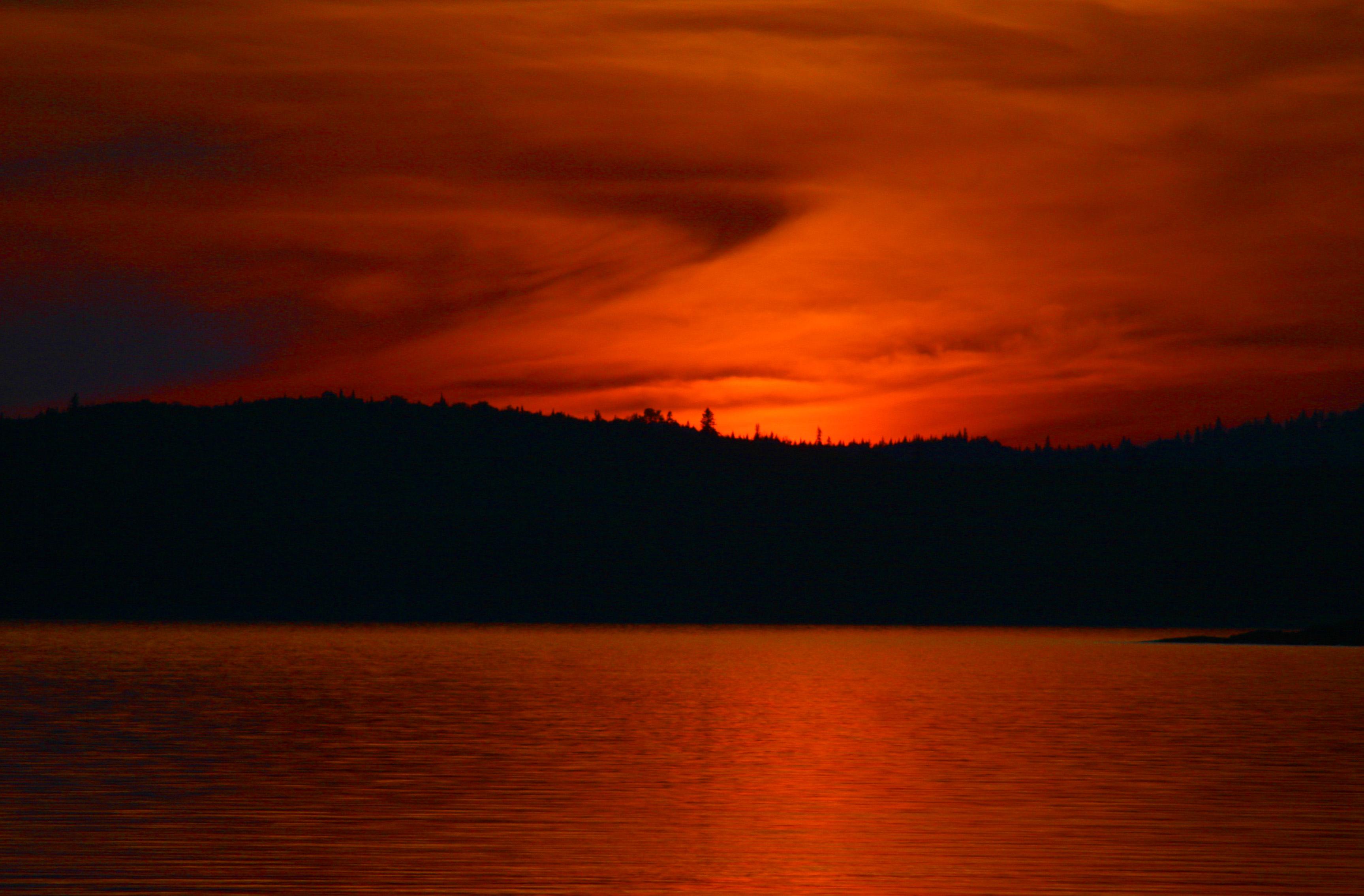 Cobanosh sunset