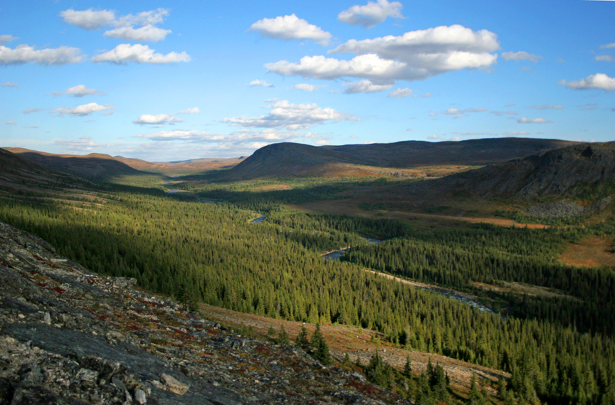 Valley of the Nutilillik