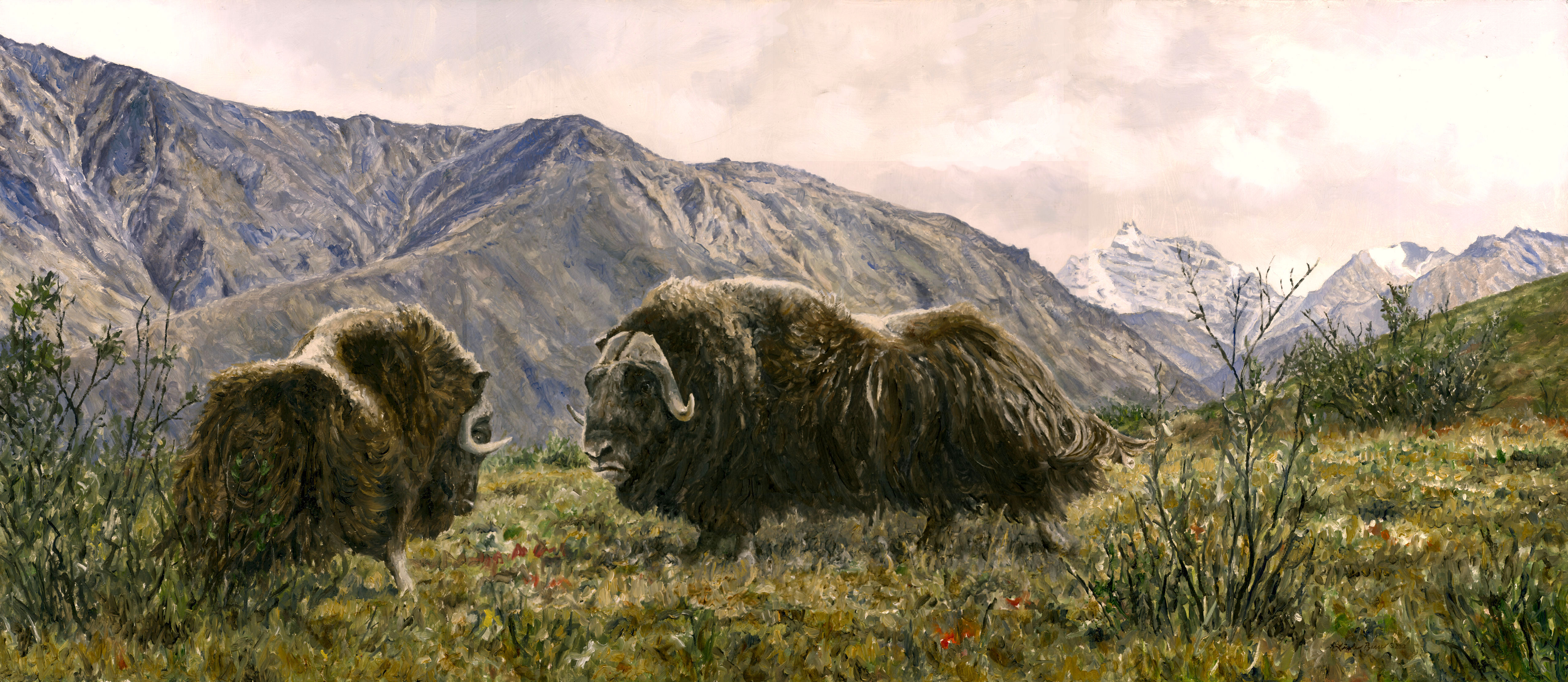 Titans of the Tundra-scan2 by Linda Besse