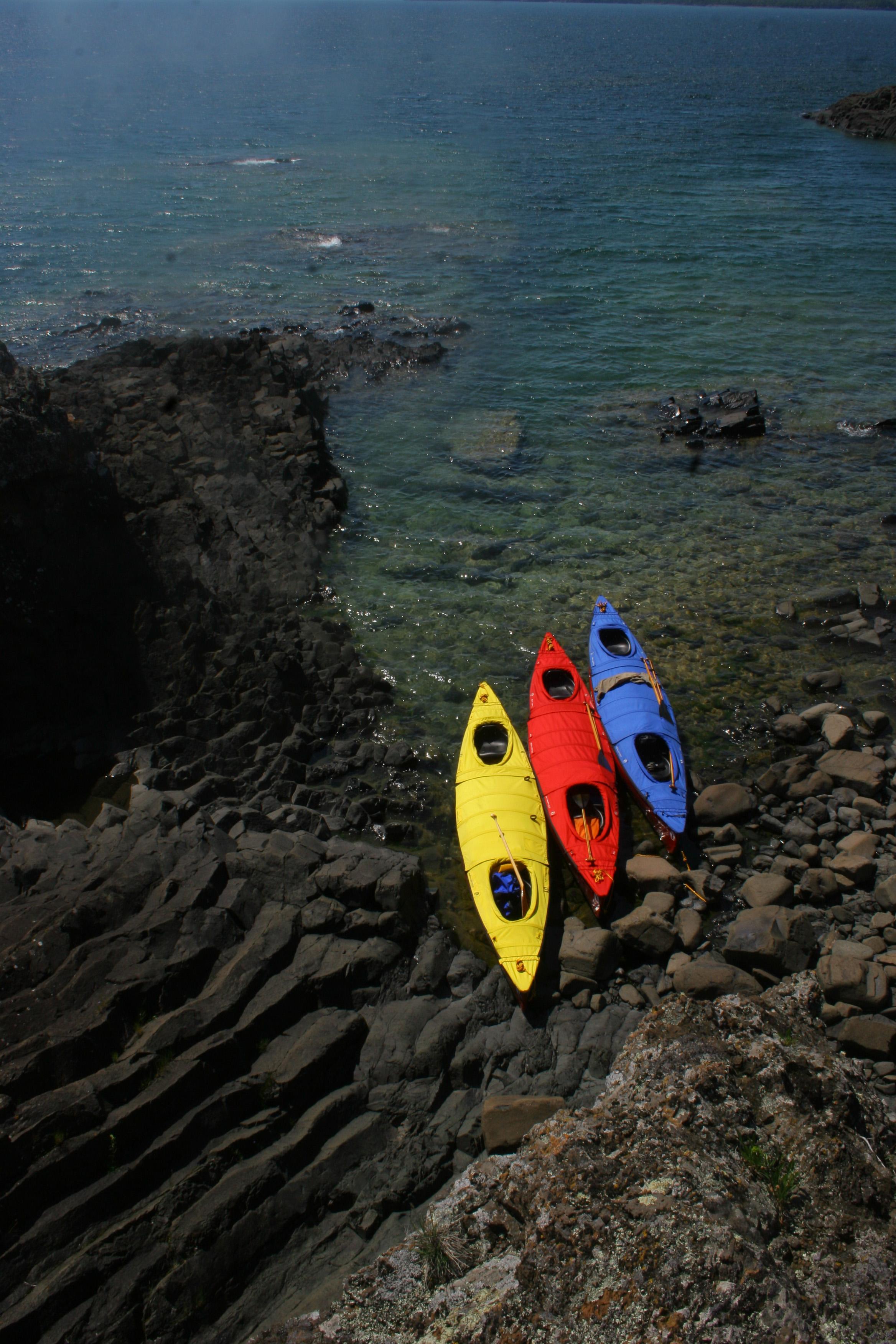 boats basalt