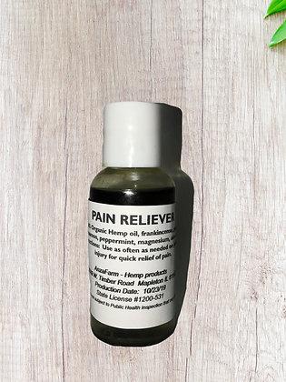 Pain Oil - 4 oz.