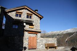 Casa rural La Borda de Blango