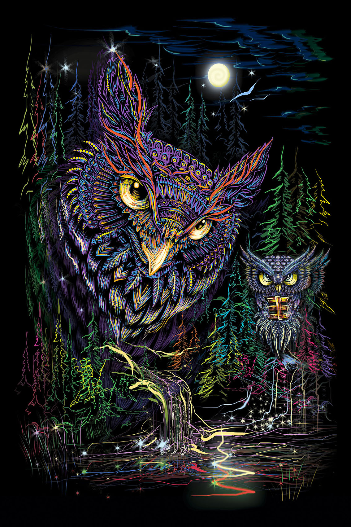 MIDNIGHT OWLS