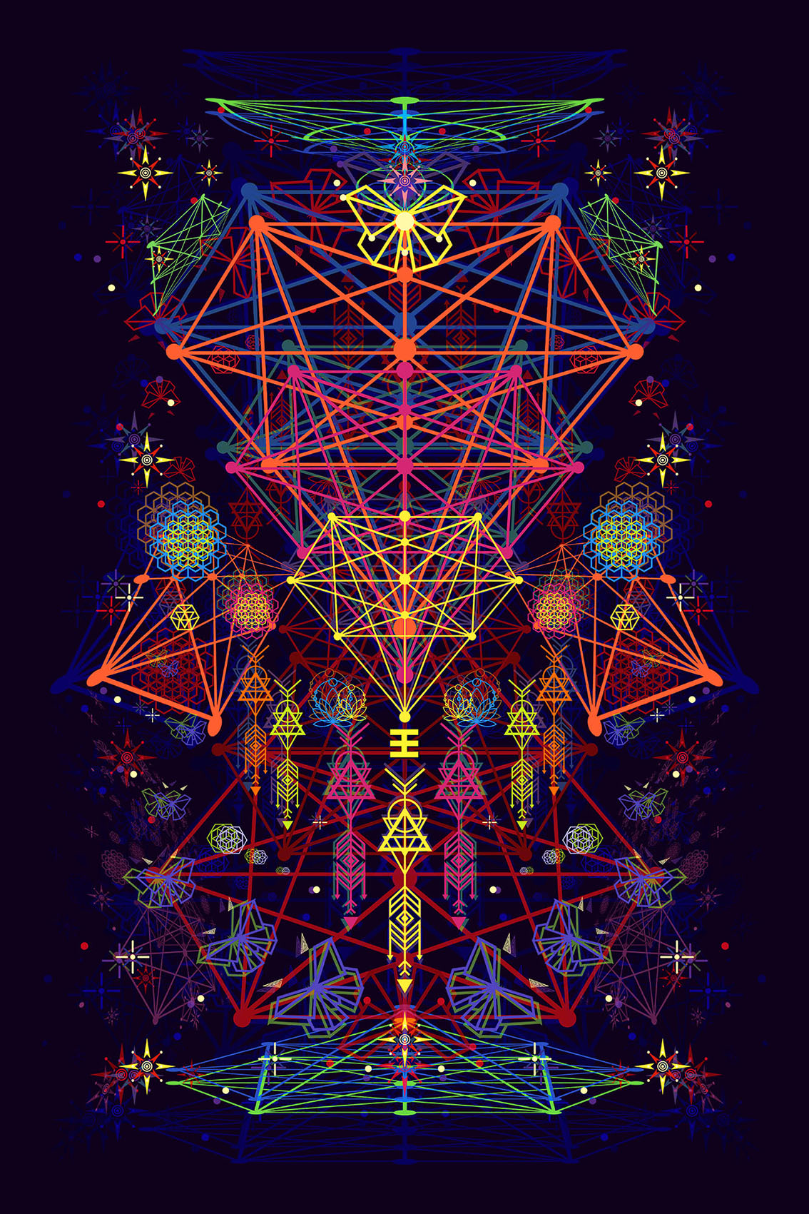 ASTRAL GEOMETRY