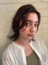 hair : natsumi shiraiwa