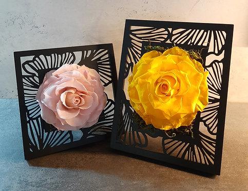 Eternity Frame Rose