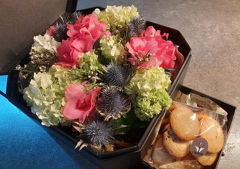 Flower Box con Sorpresa